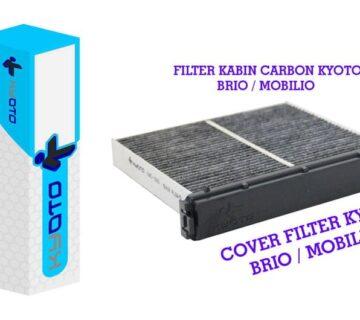 Artikel Kabin Filter Mobilio Brio dan Cover Kyoto