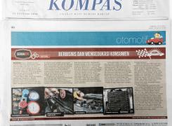 Koran KOMPAS Edisi 24 Januari 2014