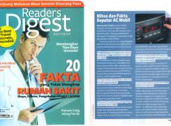Majalah Reader Digest Indonesia Febuari 2014