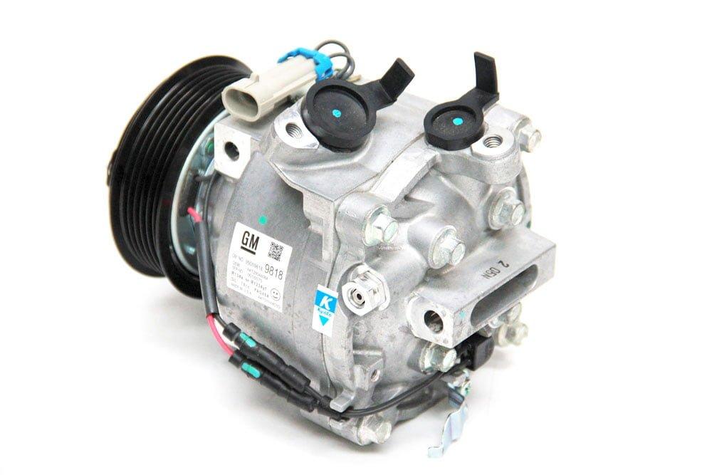 Kompresor Chevrolet Spin Gm Ori Rotary Bintaro Bengkel Ac Mobil