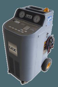 mesin flushing ac mobil lax - tampak samping