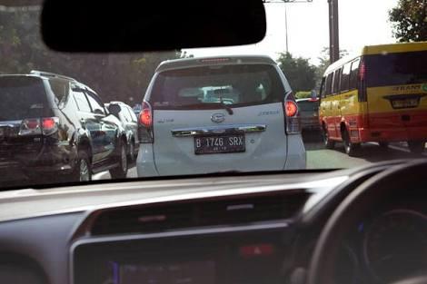 Pelajari 10 Trik Ini Saat Hadapi Kemacetan Dalam Mobil 3