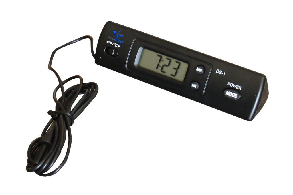 Apakah Itu Thermometer Digital, dan Bagaimana Cara Kerjanya, dan Apa Manfaatnya untuk AC Mobil?