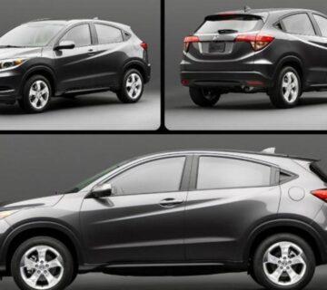 Apa perbedaan spesifikasi dari Honda HRV dan BRV4
