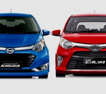 Baca Dulu Perbandingan Toyota Calya dan Daihatsu Sigra, Sebelum Membeli