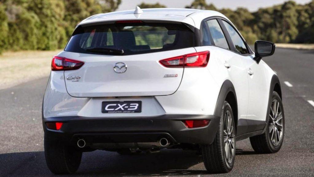 Mazda Cx 3 >> Ulasan Spesfikasi Harga Dan Kelebihan All New Mazda Cx 3