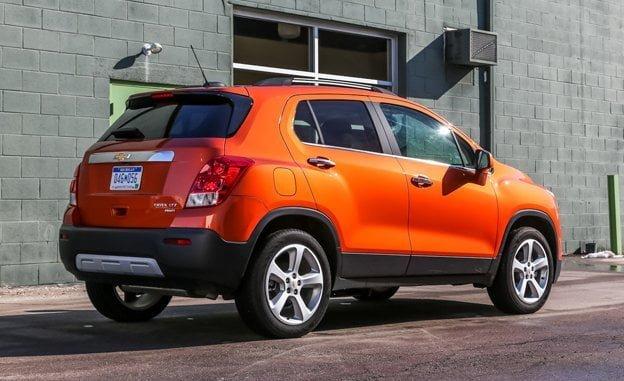 Ulasan, Spesifikasi, Harga, dan Kelebihan All New Chevrolet Trax
