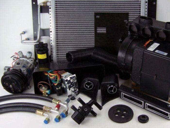 5 Spare Parts AC Mobil yang Utama Apa Saja