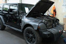 Service Jeep Wrangler